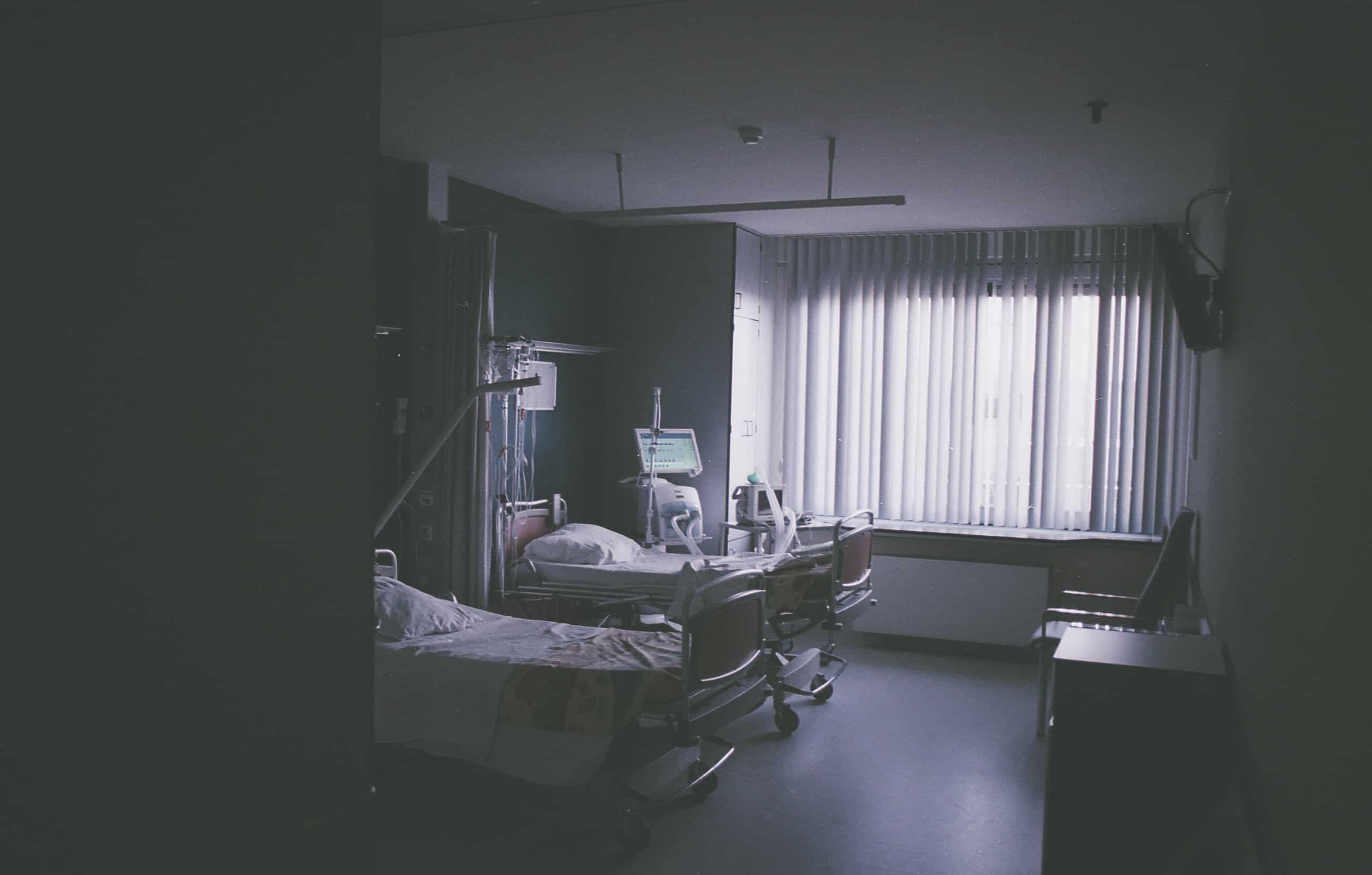Healthcare Technology - Hospital Rooms