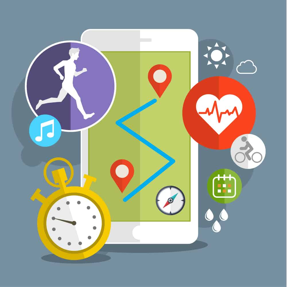 Technology supports changing health behaviors
